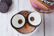 Kid Friendly Fun / Go ahead, kids, play with your food! We're dishing out easy ice cream recipes, kid-friendly crafts and fun family activities to create together. / by Dreyers Ice Cream