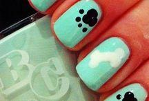 Nail Art / Fingernail painting