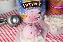 Holiday Delights / Scoop, eat and be merry! From desserts perfect for a party to simple treats great for a cozy night in, these recipes prove that it's never too cold for ice cream!   / by Dreyers Ice Cream