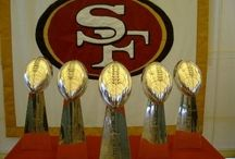 49ers Fan for life! / The 49ers is the best football team in the NFL nobody brings it like the niners! / by Cheerchic Pulido