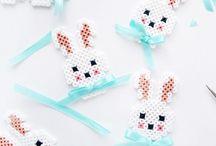 DIY - Bügelperlen / Was man alles aus Bügelperlen machen kann. Schauen und staunen! Tolle Ideen mit Hama Beads.