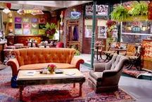 screen scene: design inspiration / our favorite home design looks from movies and tv