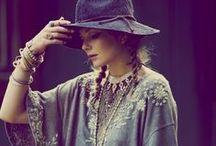 Hippie Princess / #hippie #boho #fashion #style #woman #princess #beauty