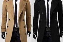 Men Wool & Blends