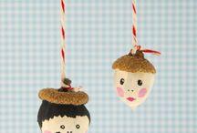 DIY - Basteln mit Kindern / Leichte Bastelideen, die man zusammen mit Kindern nachmachen kann.