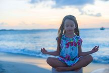 Kids yoga and mindfulness / Kids yoga and mindfulness