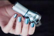 Модные лаки для ногтей / Новинки и самые популярные лаки