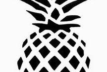 DIY - Ananas / Alles zum Thema Ananas