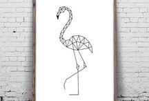 DIY - Flamingo / DIY zum Thema Flamingo