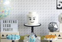 Kinder - Lego-Party / DIY, Deko und Food für die nächste Lego-Party