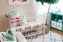 Nursery / Nursury and ideas what to get there