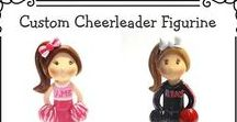Sports Themed Figurines & Cake Toppers