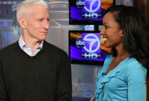 Anderson Cooper & Cynné Simpson / by ABC7 News WJLA