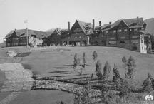 Historia / La riquísima historia del Hotel Llao Llao, desde su inauguración el 9 de Enero de 1938, hasta la fecha.