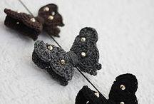 haken - kleine dingen  /  crochet - little things / by Marijke Goudriaan