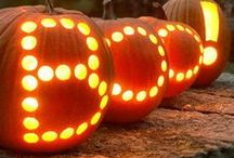 All Things Fall (especially Pumpkins!) / Great ideas for all of those pumpkins available in the fall!