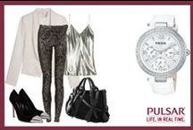 Styled by Pulsar / Fashion inspiration for your watch