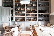 salon de thé / coffee shop / tea room
