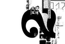 Typography | Tipografía / Tipografía y diseños tipográficos