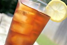 Sweet Southern Tea / Sweet tea goes with everything!