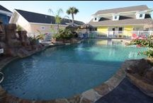 Port Aransas, Texas / Some of our units in Port Aransas that are available to book.