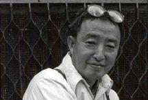 John cage & Nam June Paik &Joseph Beuys
