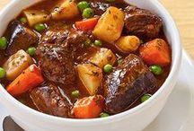 Recipes - Pressure Cooker / Dinner in the pressure cooker.