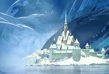 The kingdom of Arendelle / Rp board. Comment to join