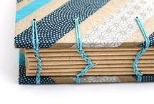 Bookbinding | Encuadernación / Encuadernación artesanal