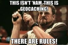 Geocaching memes / We've all been there - true story!