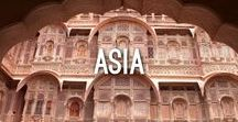 Asia / Planning a trip to Asia? You've come to the right place!