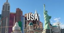 USA / Planning a trip to the USA? You've come to the right place!