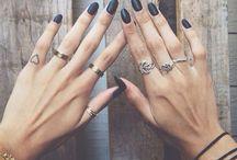 rings♡ / ♡i want i want♡