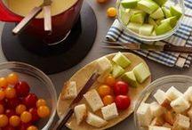 Recipes - Fondue It! / Dip it!