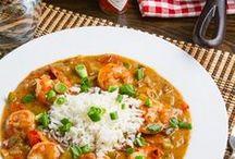 Recipes - Dat Cajun Ahnvee / Laissez les bon temps rouler!