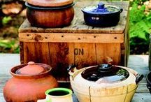 """Recipes - Clay Pot Cookery / Cook it in the """"original"""" casserole dish."""