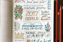 Jotting & Journaling / Put it on paper.