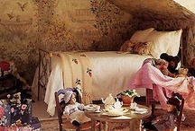 Bedroom For My Girlies / by Tracy Rittenhouse Garner