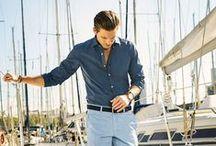 Summer style / Summer men style