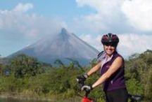 #ArenalVolcano / So much to do and see near the Arenal Volcano in Costa Rica - let us help you guide you to find the right hotel, tour, restaurants and other activities @DesafioCR!