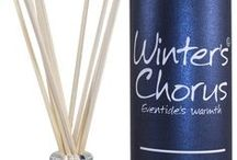 Lily-Flame Reed Diffusers / Reed Diffusers are brilliant for those times when you're not in the house to tend the living flame of your Lily-Flame candles. They last forever, and we also sell refills and replacement reeds for when you run out of your favourite scents.  www.lily-flame.co.uk
