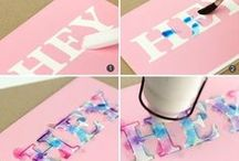 DIY Projects / Creative DIY project