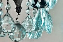 Chandeliers / add some sparkle to every room