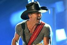 Country Stars Candids