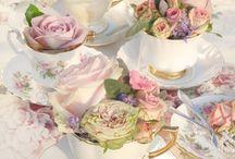 Honeybeesteas / Afternoon tea