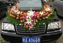 Wedding Car / And they lived happily ever after!
