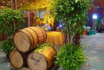 Napa Valley/Wine Theme Party