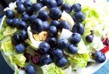 Green food / Gesunder Essen