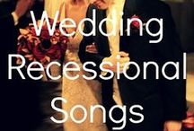 Wedding Recessional Songs / Wedding recessional music and songs