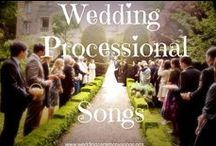 Wedding Processional Songs / Wedding processional music and songs